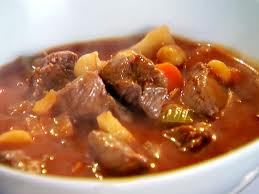 Delicious French Navarin of Lamb on a Cold Winter's Day